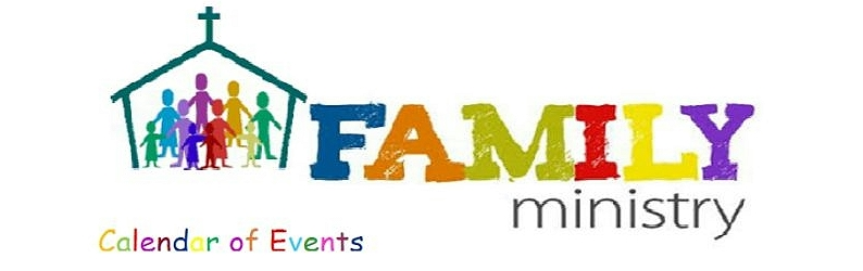 Family Events 2018-2019