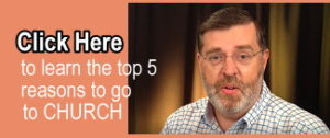 5 reasons to go to church