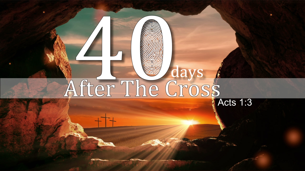 40 days After The Cross