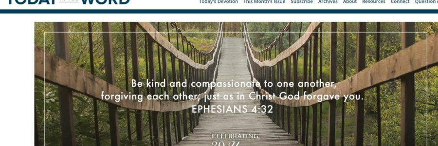 Daily Devotions