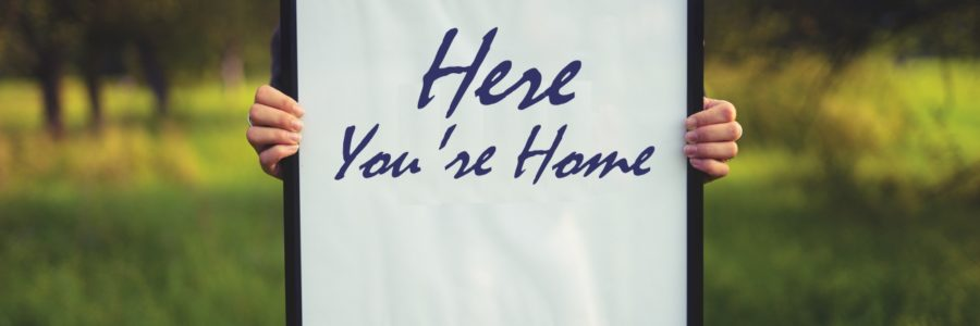 Here You're Home