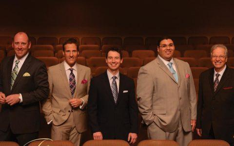 Free Gospel Concert with the Kingsmen Quartet