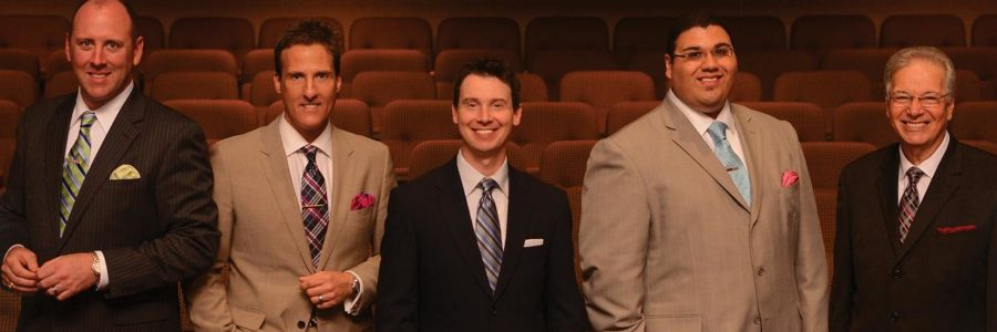 Free Gospel Concert with the Kingsmen Quartet