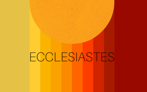 Ecclesiastes Short-Term Group