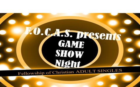 Adult Singles Game Show Night