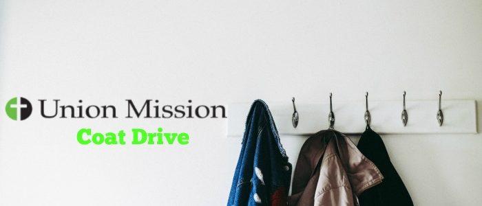 Union Mission Coat Drive