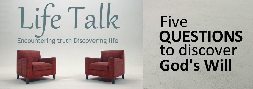 5 Questions to Discover God's Will