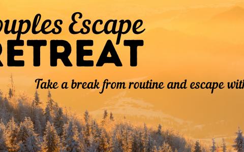 Couples Escape Retreat